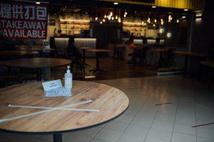 covid restaurant
